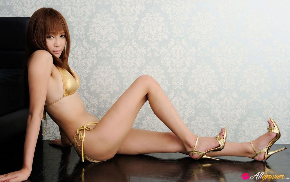 Japanese sexy long legs