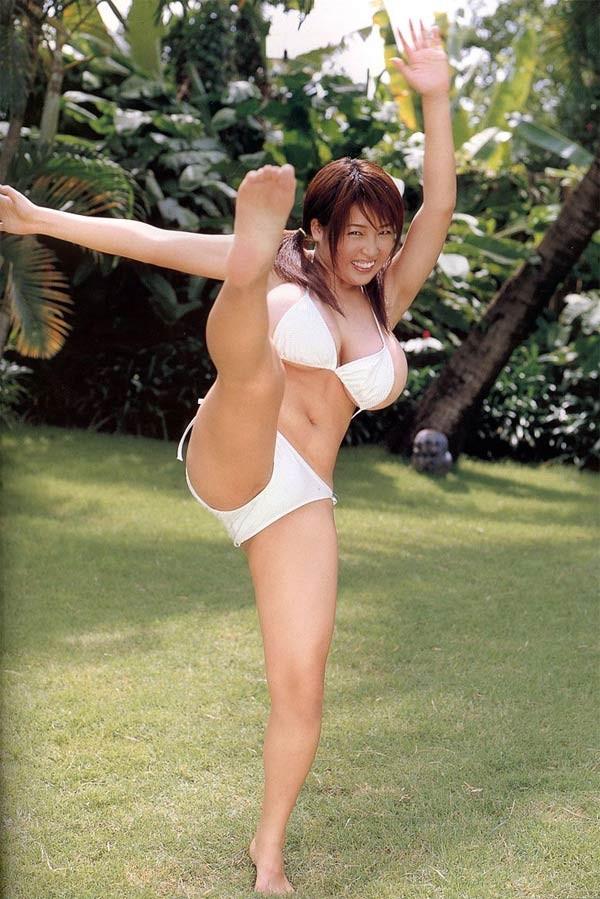 Ourei harada nude tits