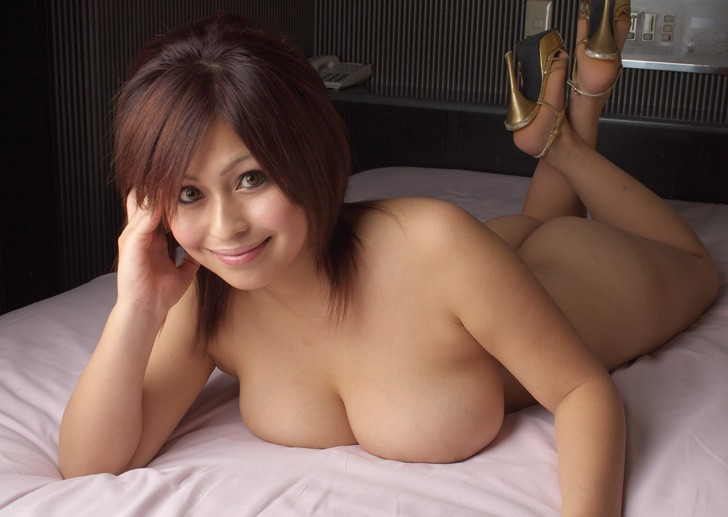 Asian lingerie busty