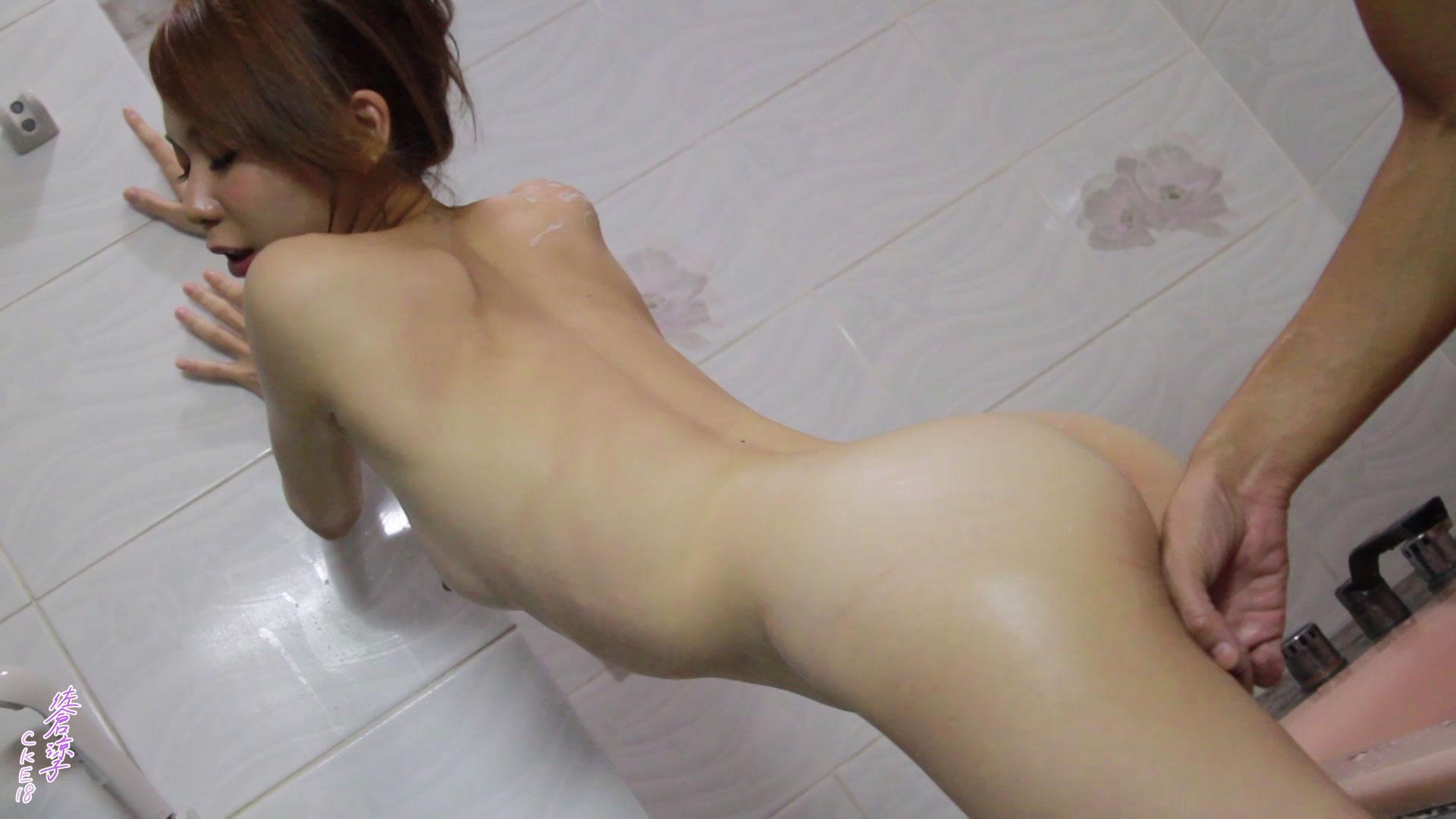 Japanese fuck shower