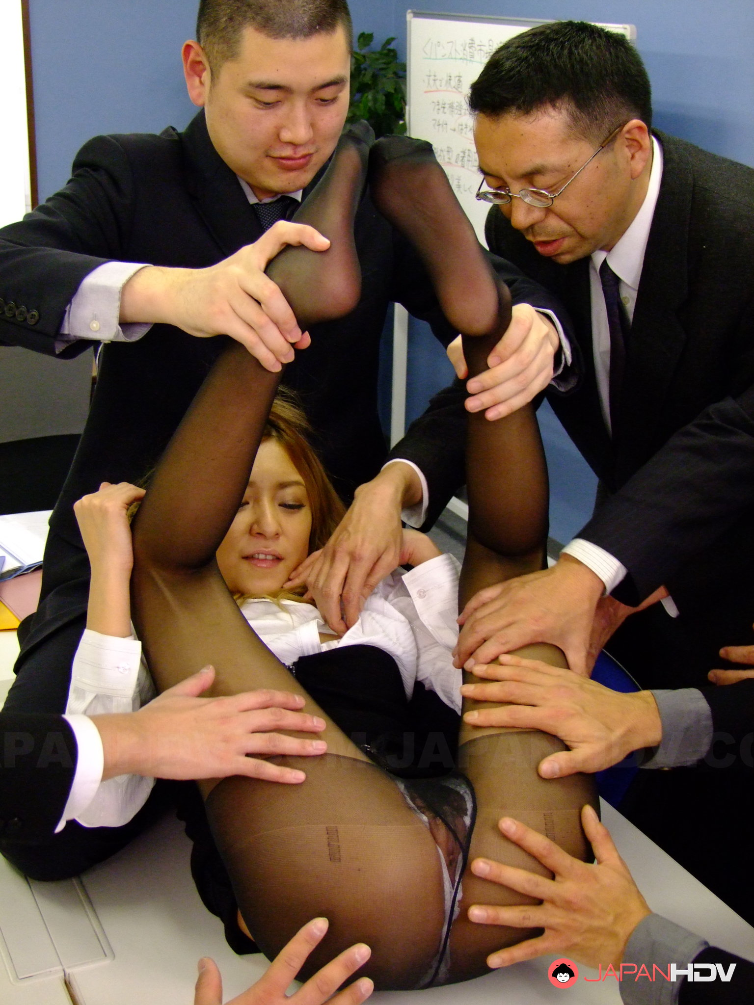 Japan office nasty sex