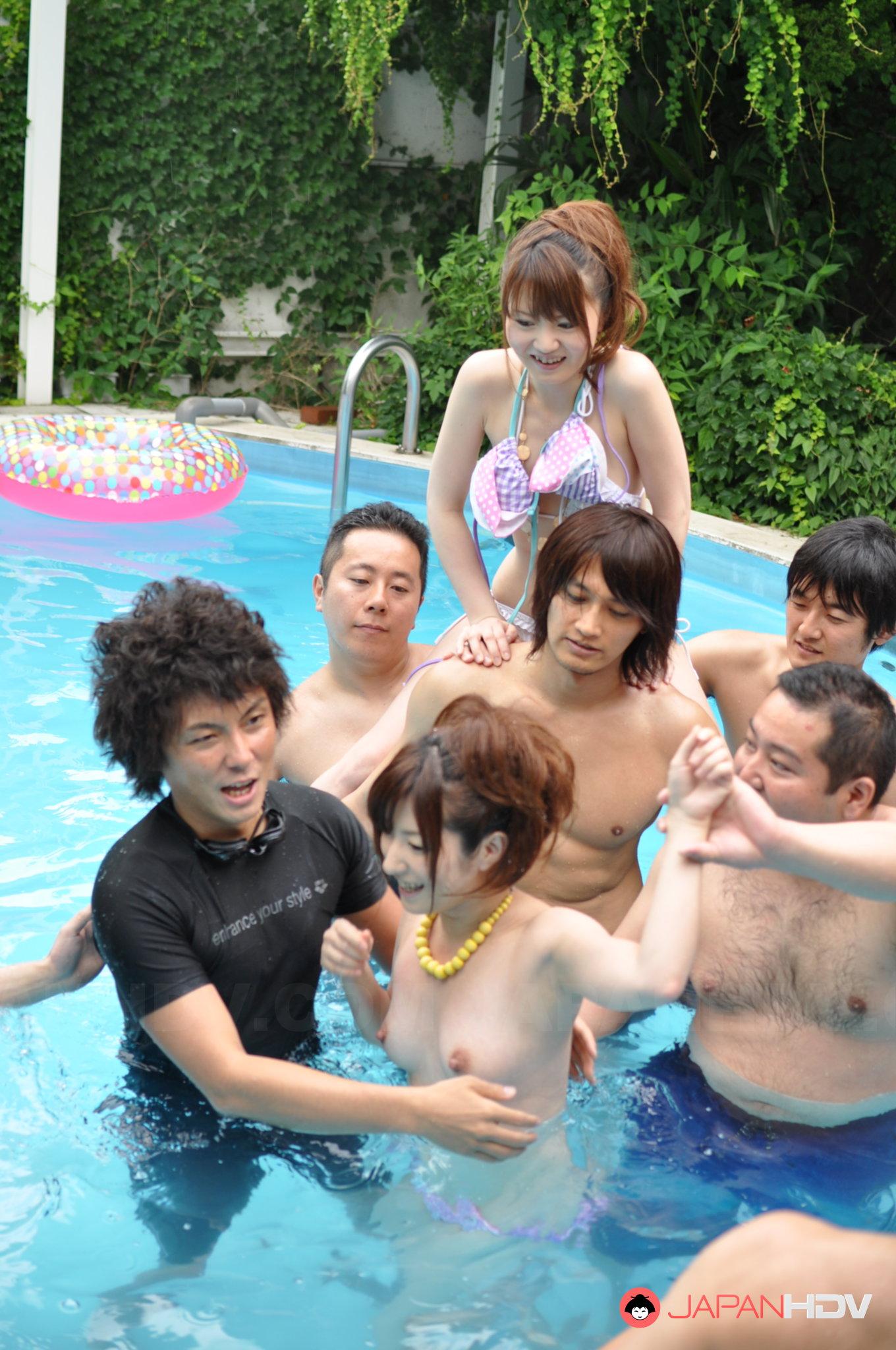 Consider, Porn japan girl fuck in pool consider