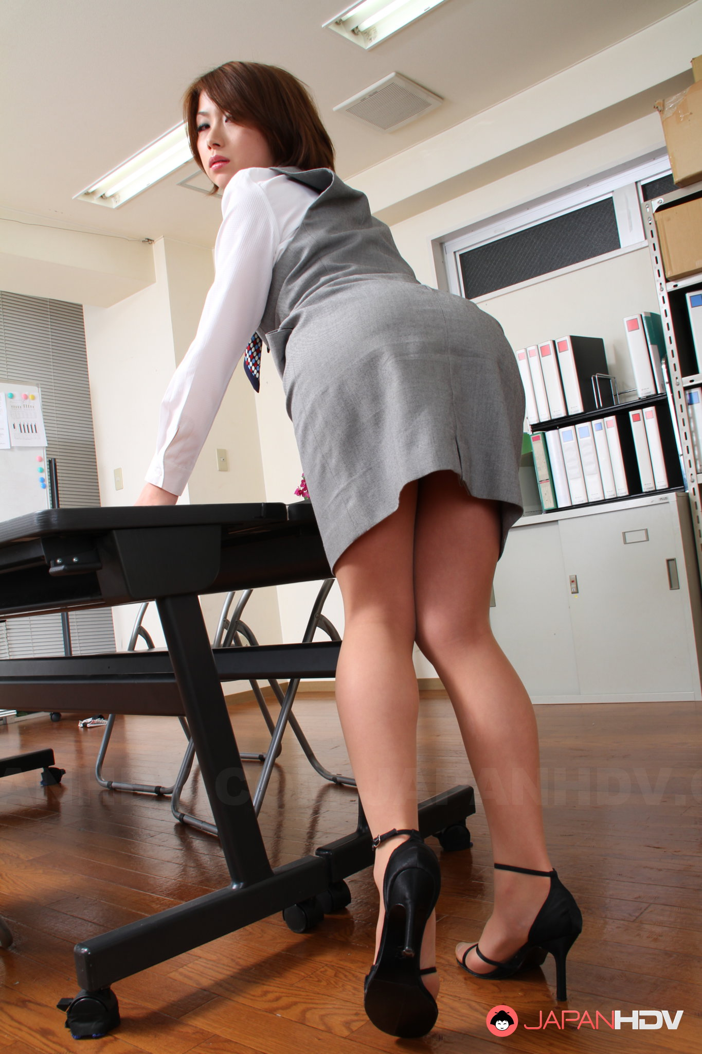 Japanese Office Lady Solo